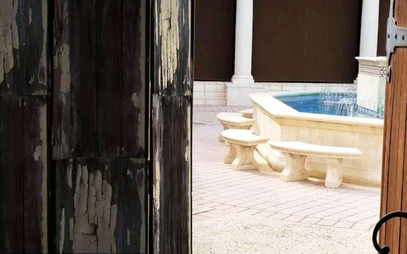 open the door to release faith