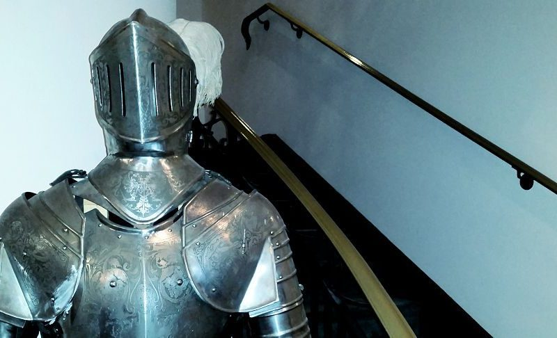 the armor of God for union with Christ