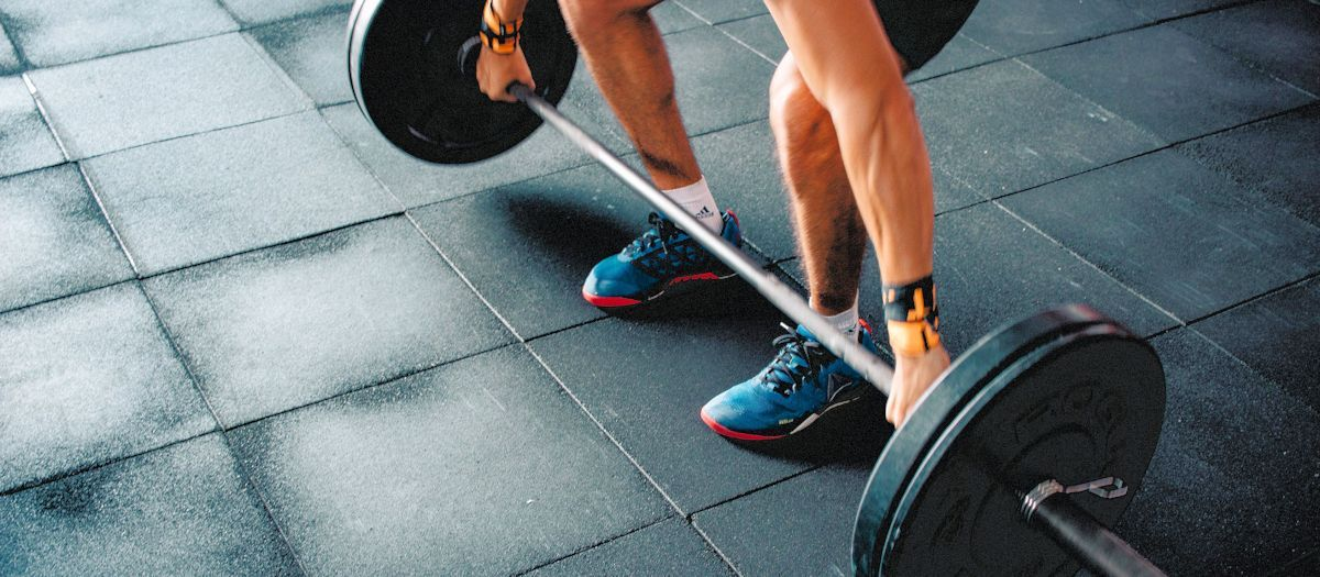 weight-lifting for supernatural faith