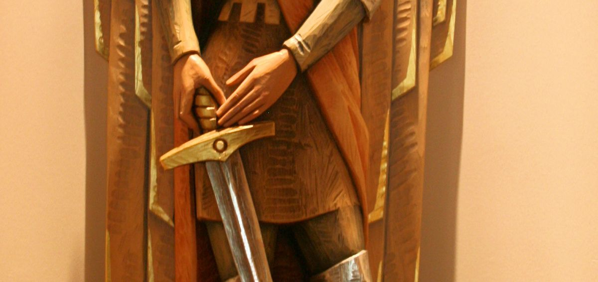 The sword of truth is a weapon that defeats the devil