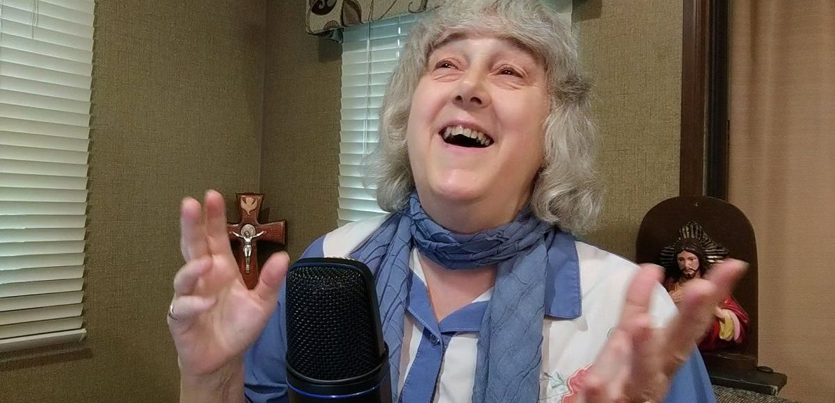 Terry Modica talks about Helpers from Heaven
