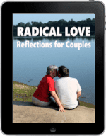 Reflections for Couples ebook on Radical Love